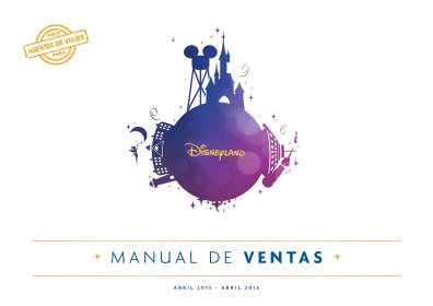 Manual de hoteles en Disneyland París