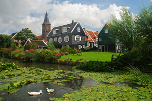 Circuito Bruselas - Brujas - Gante - Amsterdam - Rotterdam - Marken 7 días