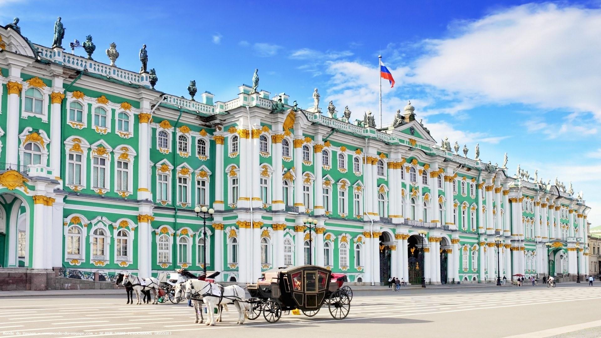 Circuitos por Europa de Politours 3. San Petersburgo.