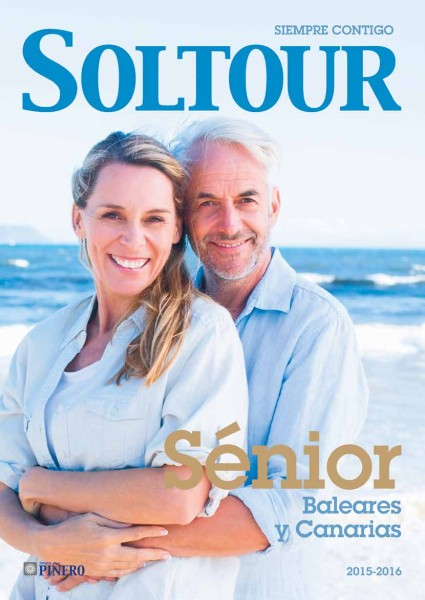 Catalogo Soltour Senior 2015-2016