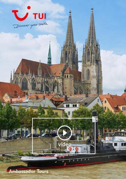 Video TUI Alemania 2 Danubio
