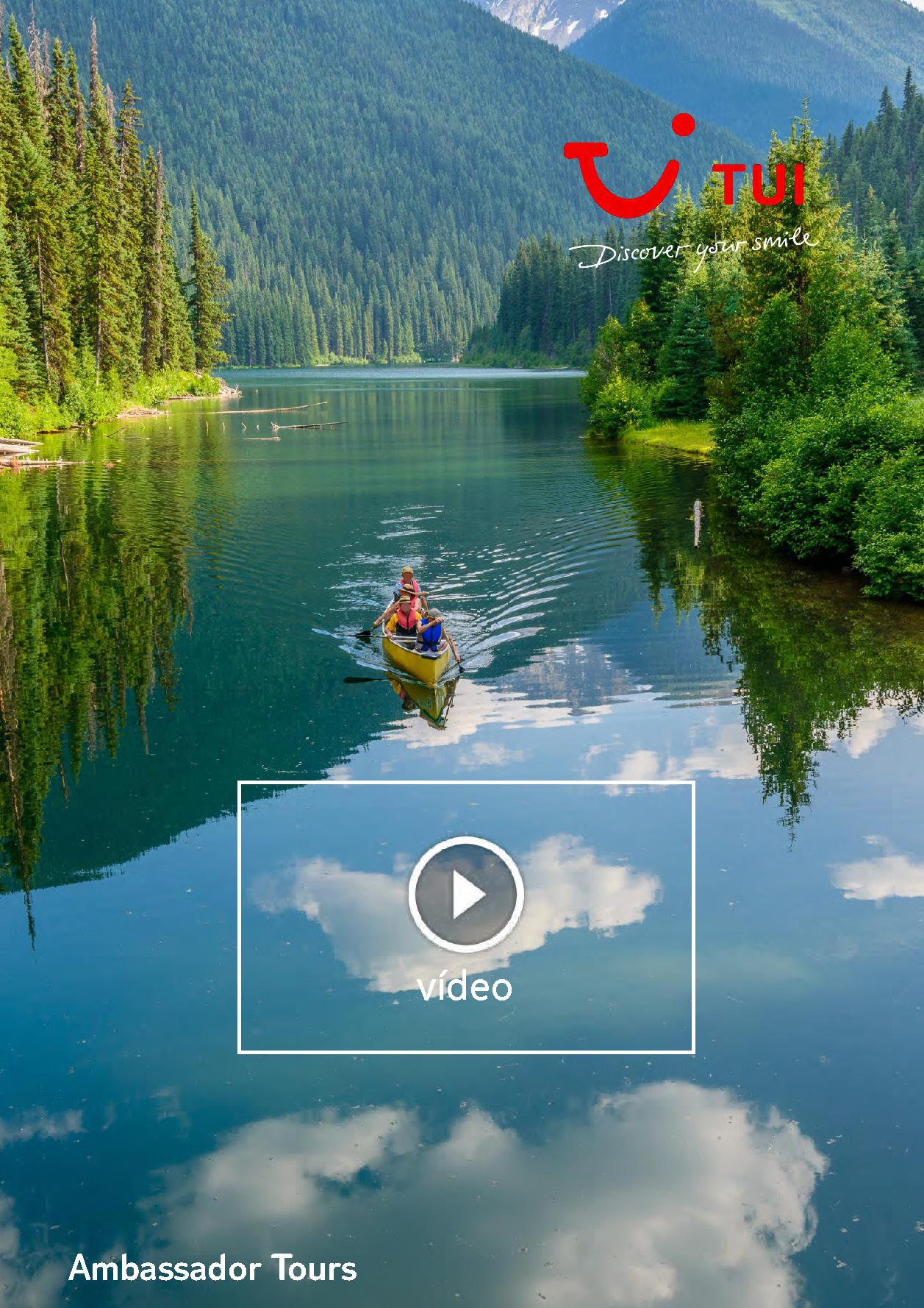 Video TUI Canada 11 British Columbia
