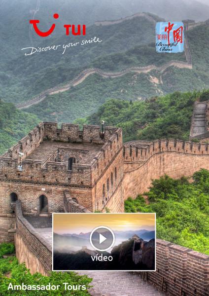 Video TUI China 1