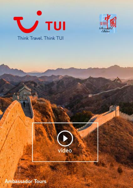 Video TUI China 2