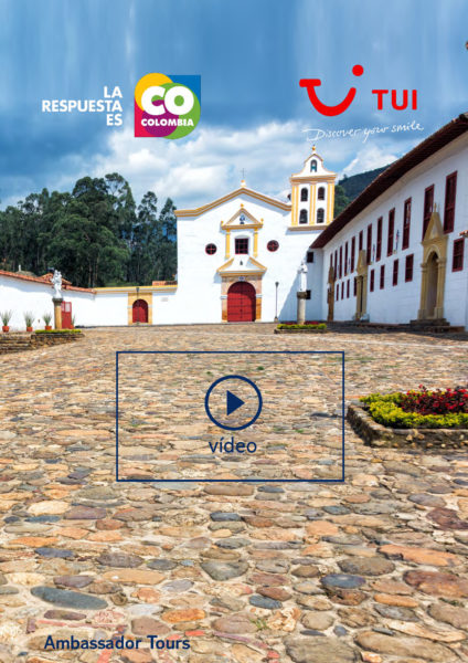 Video TUI Colombia 2