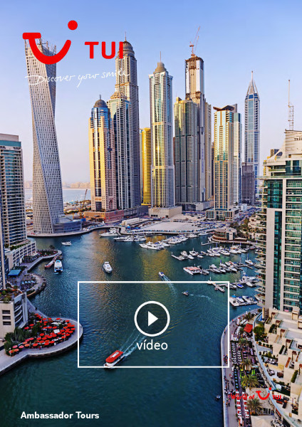 Video TUI Dubai 1