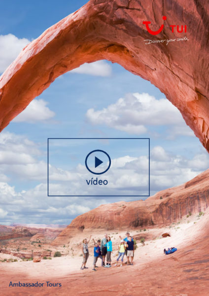 Video TUI EEUU Parques Nacionales de Utah