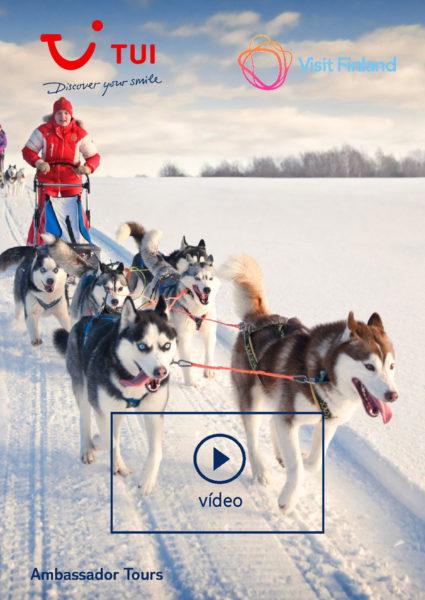 Video TUI Finlandia 6 Laponia 4