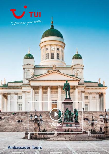 Video TUI Finlandia 9 Helsinki