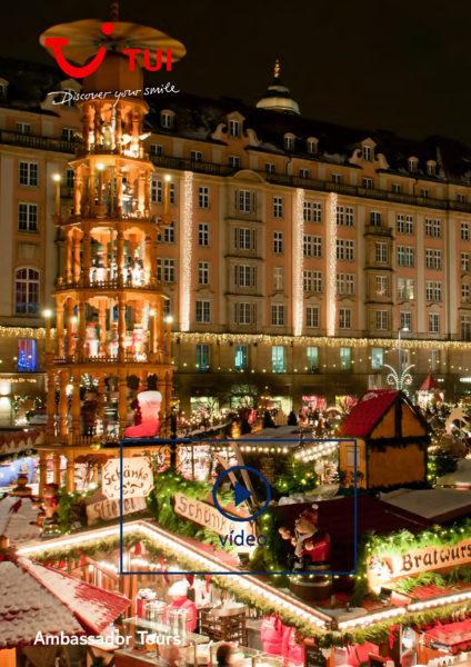 Video TUI Mercadillos Navidad 5 Dresden