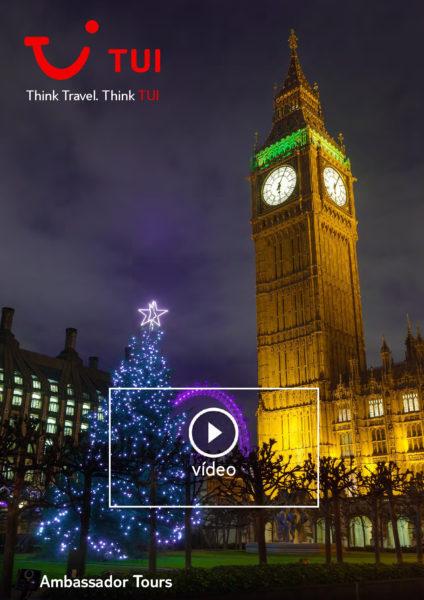 Video TUI Mercadillos Navidad 6 Londres