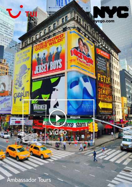 Video TUI New York 1