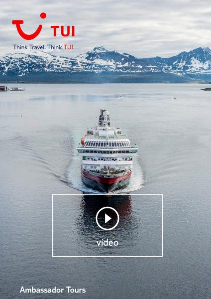 Video TUI Noruega 5 Cruceros Hurtigruten