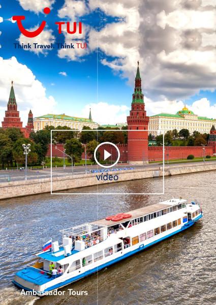 Video TUI Rusia 2 Moscu