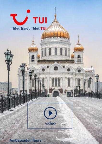 Video TUI Rusia 3 Moscu