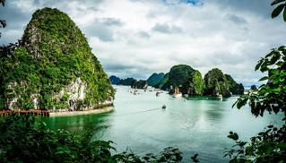 Vietnam, Camboya y Laos