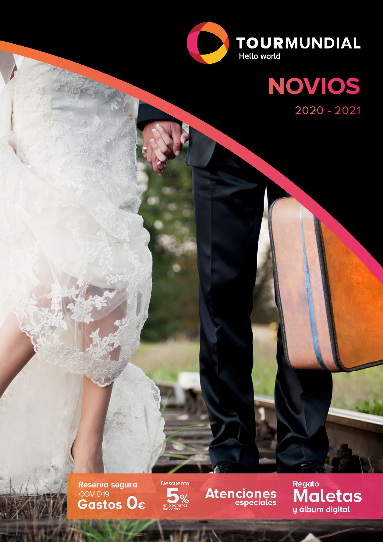 Catálogo Tourmundial Novios 2020-2021