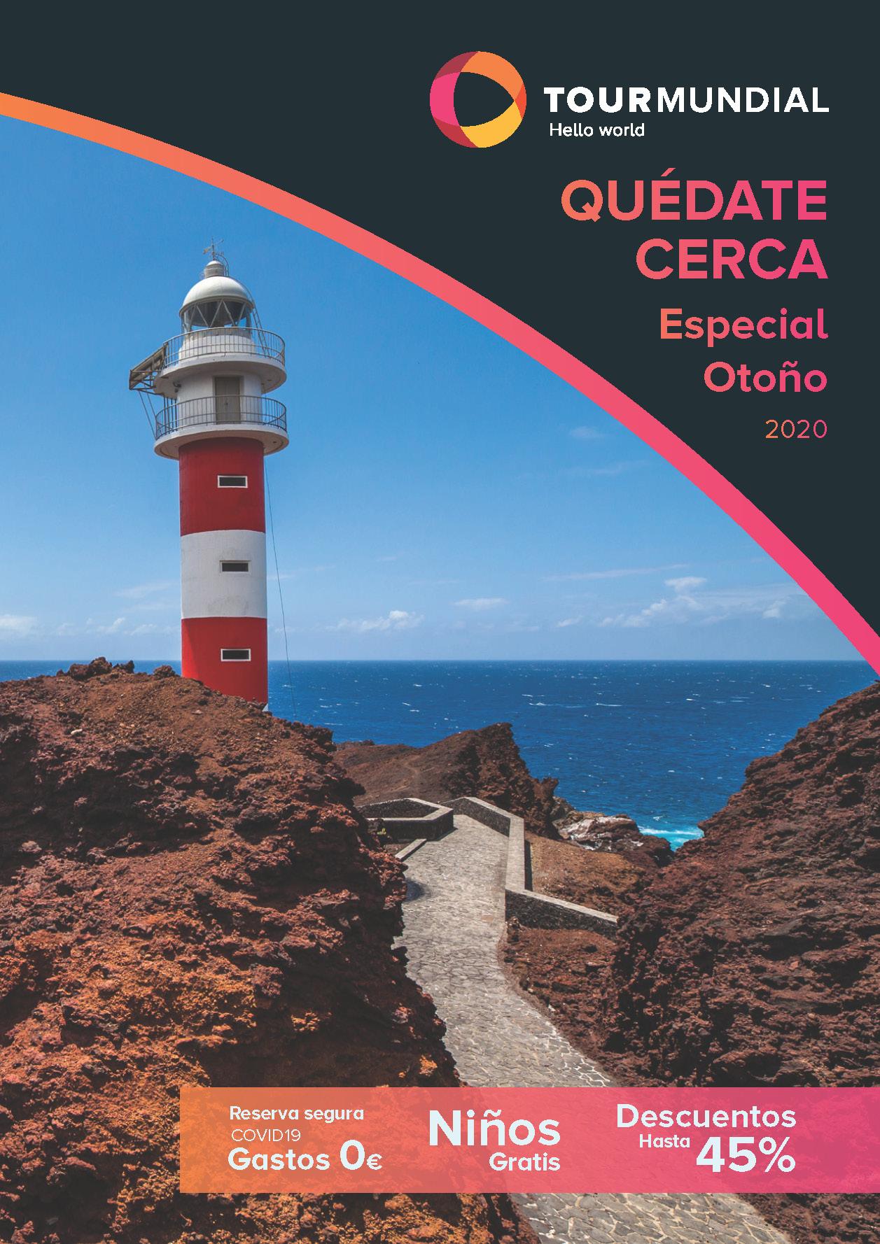 Catálogo Tourmundial Quedate Cerca Otono 2020