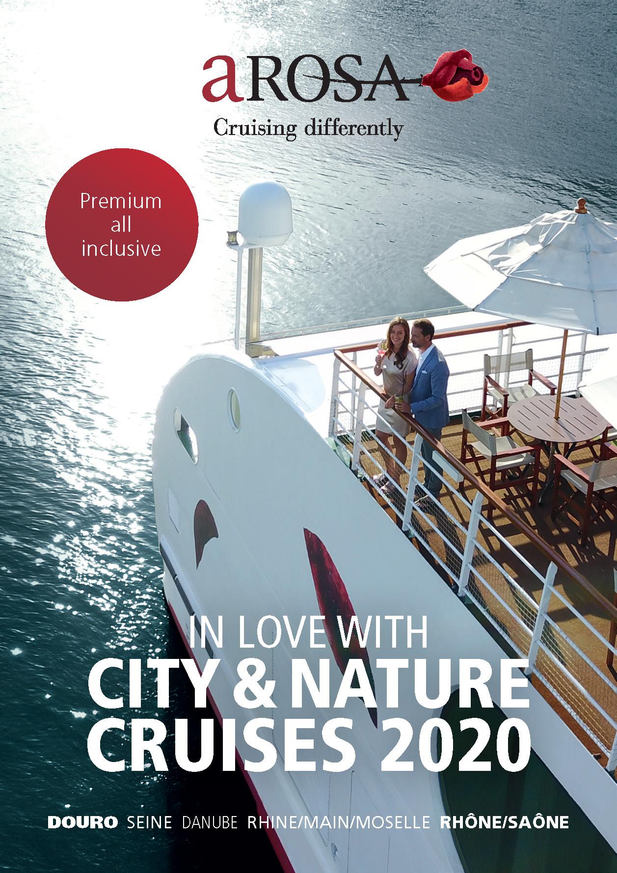 Catalogo A-Rosa Cruceros Fluviales 2020