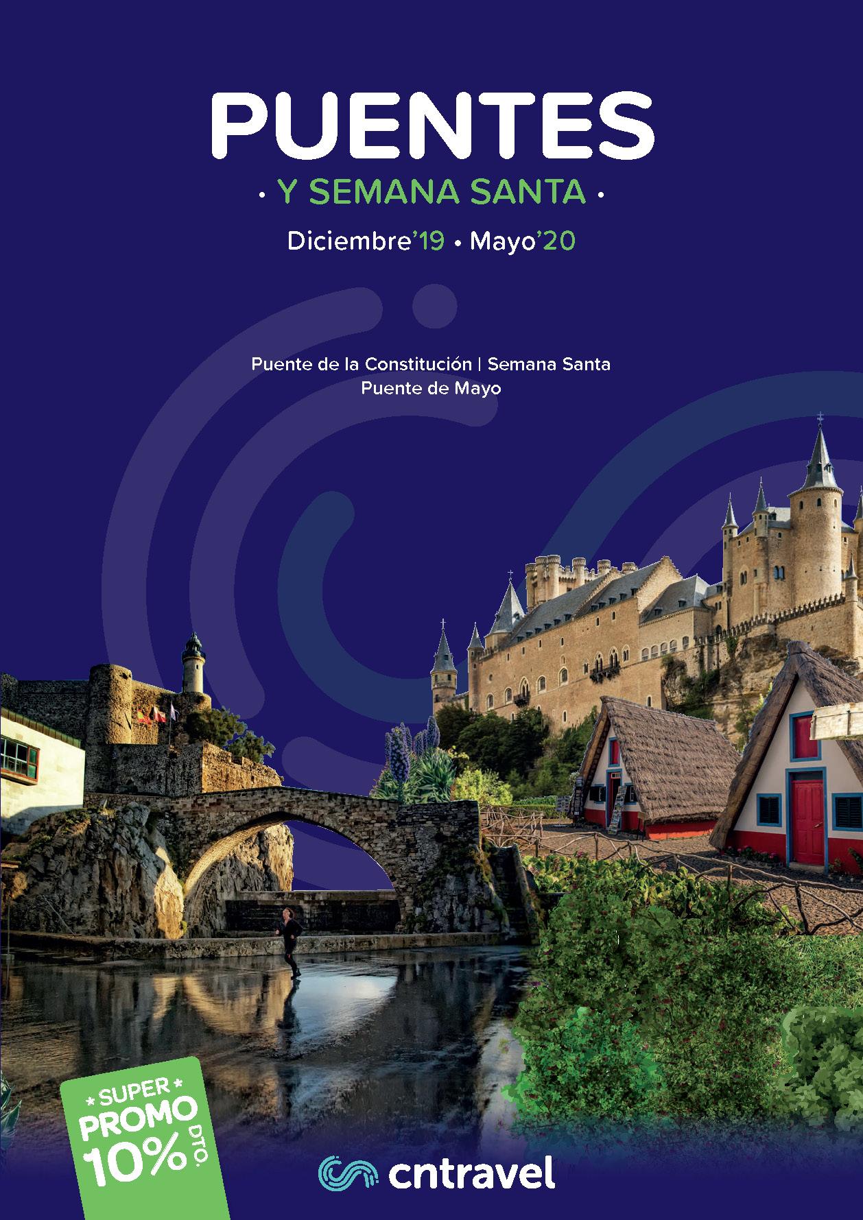 Catalogo CN Travel Puentes 2019-2020 salidas Noroeste