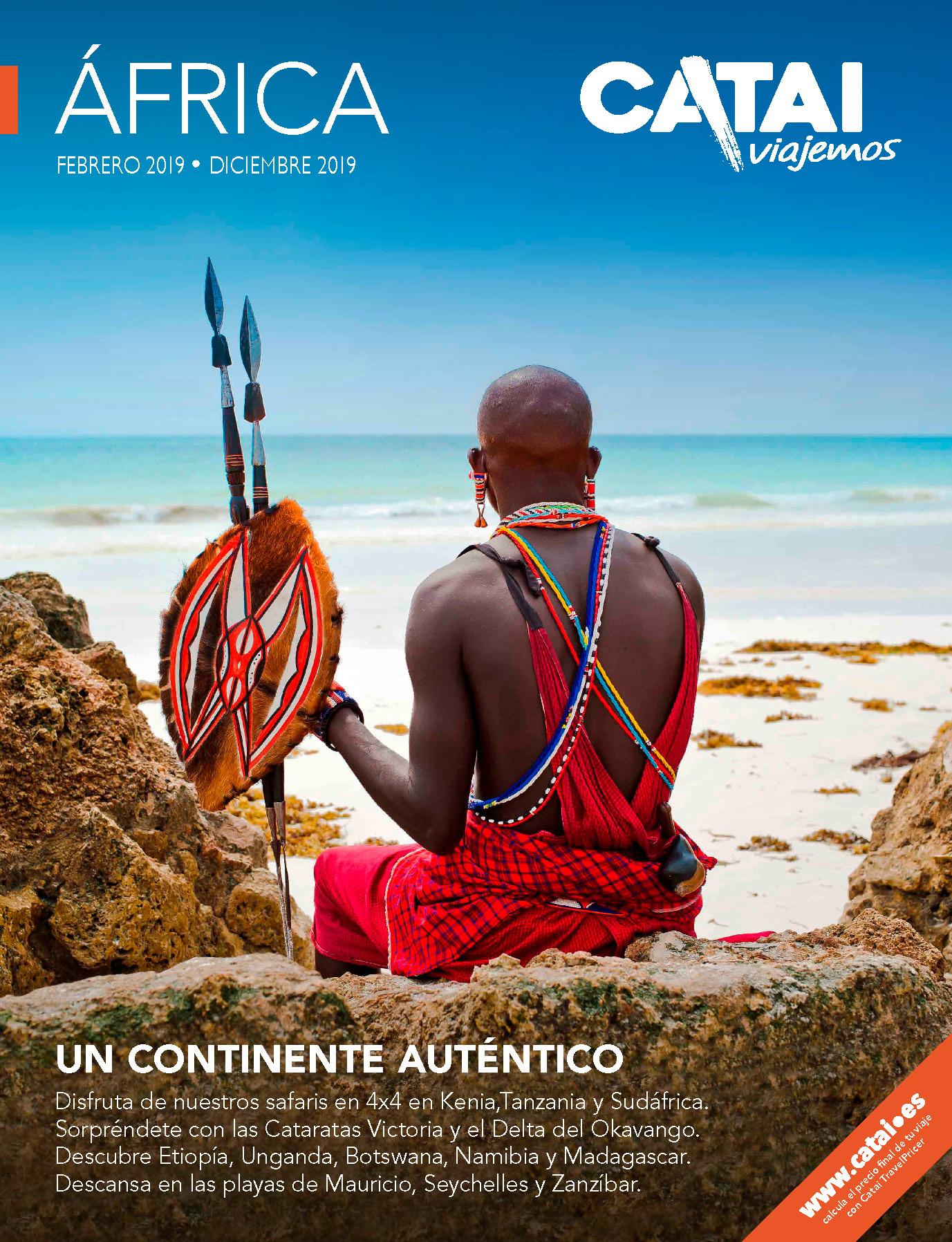 Catalogo Catai Africa 2019