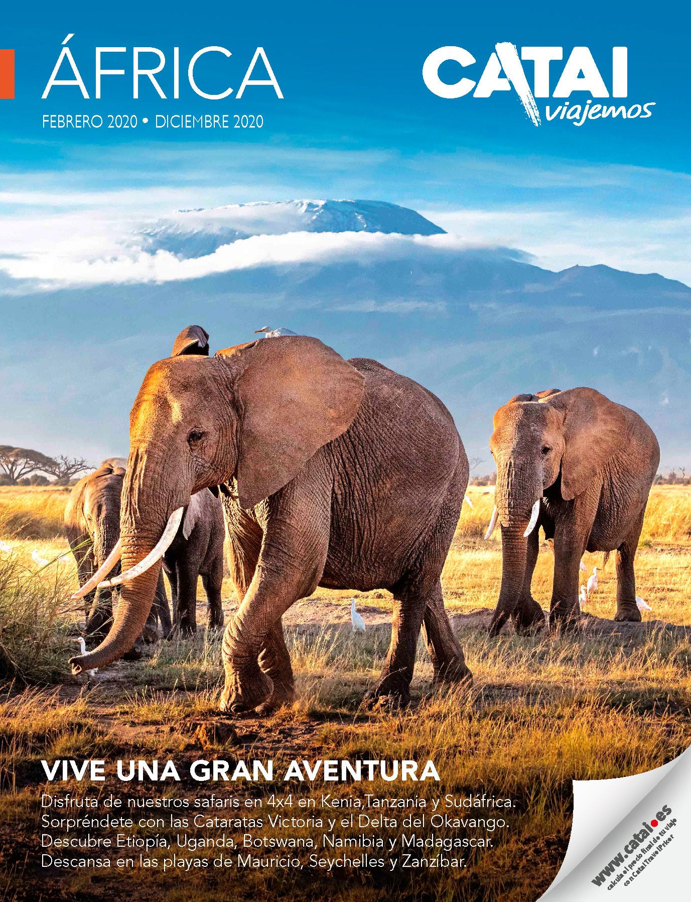 Catalogo Catai Africa 2020