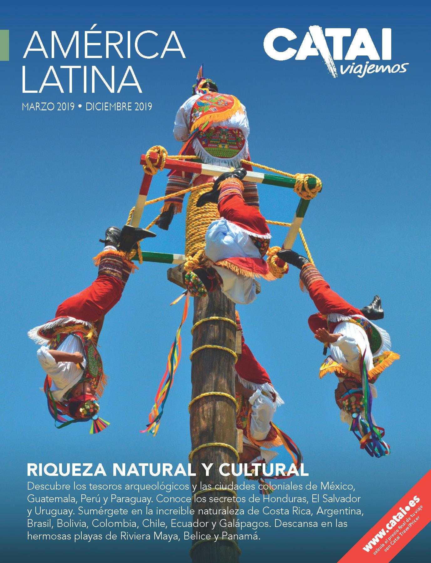 Catalogo Catai America Latina 2019