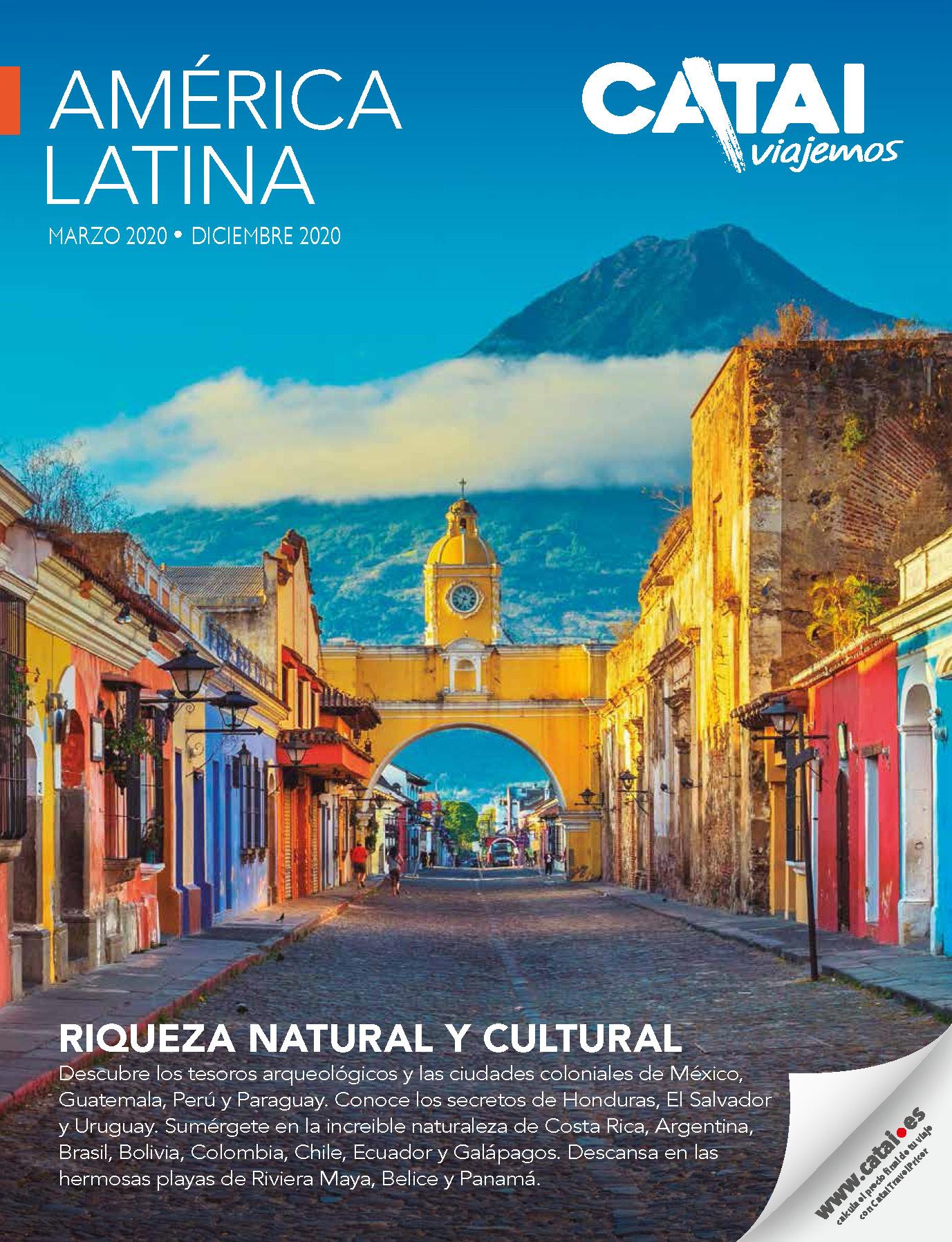 Catalogo Catai America Latina 2020