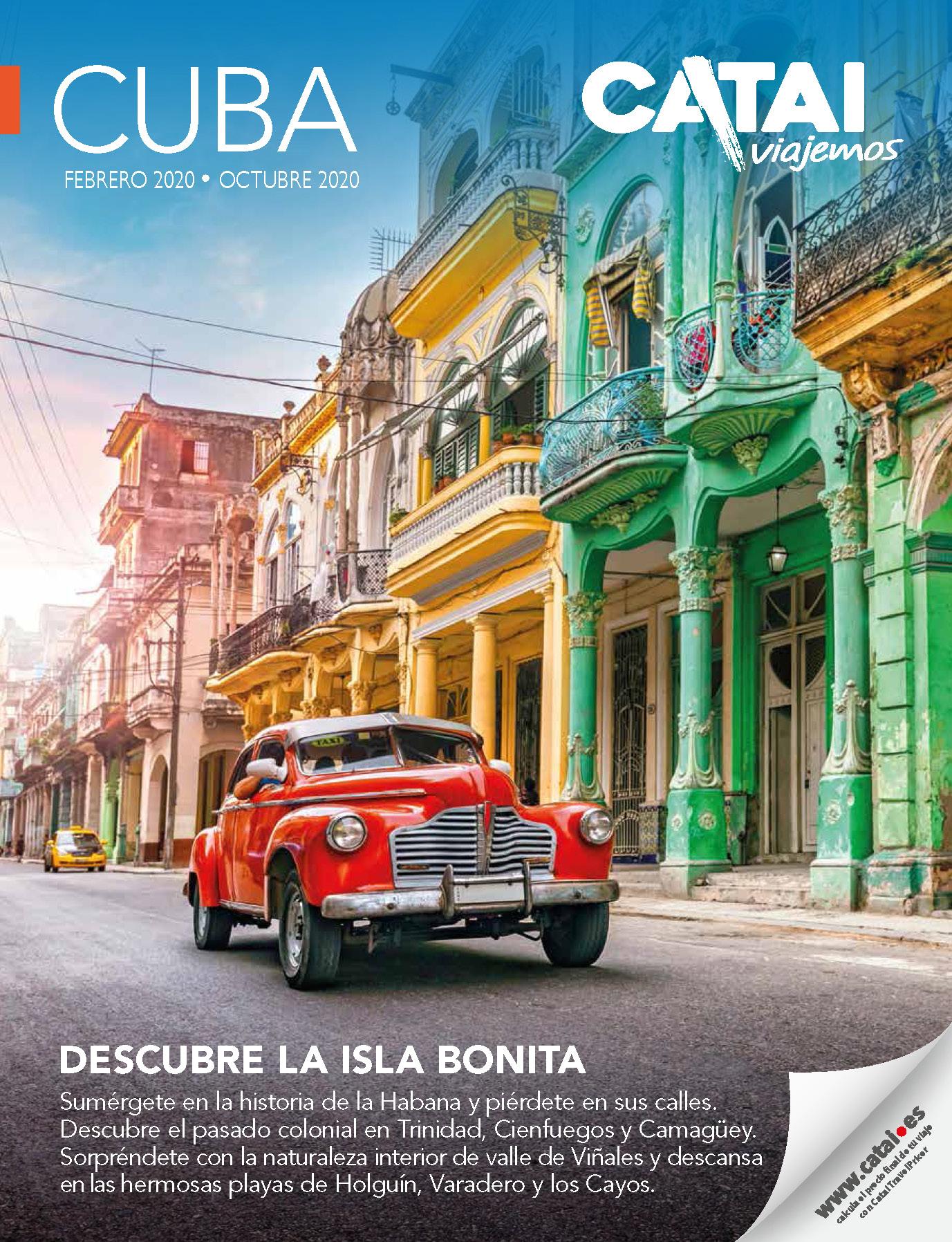 Catalogo Catai Cuba 2020