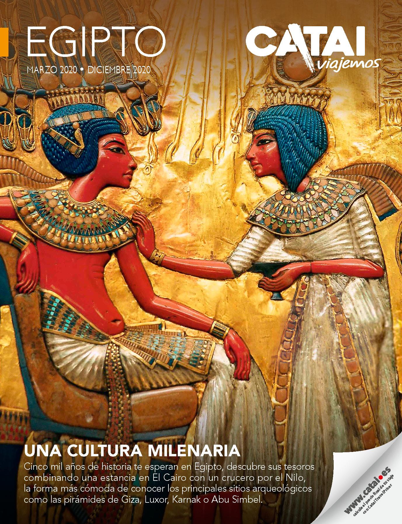 Catalogo Catai Egipto 2020