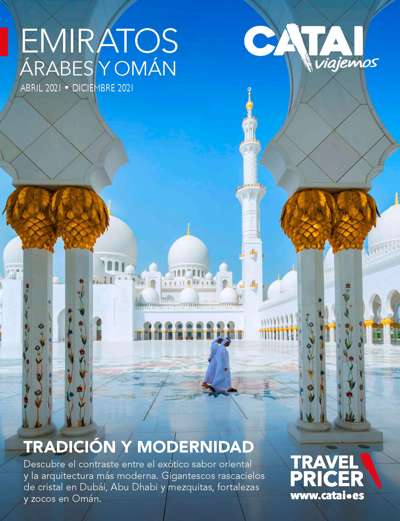 Catalogo Catai Emiratos Arabes y Oman 2021