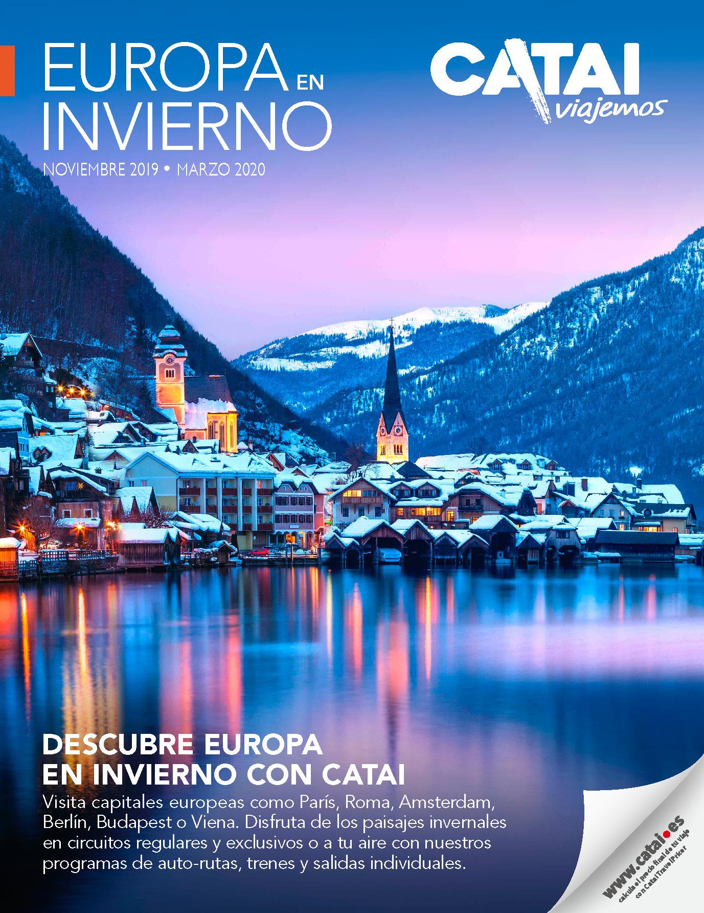 Catalogo Catai Europa Invierno 2019-2020