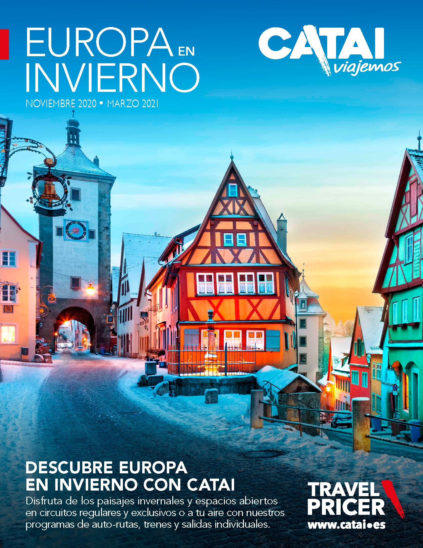 Catalogo Catai Europa en Invierno Otono-Invierno 2020-2021