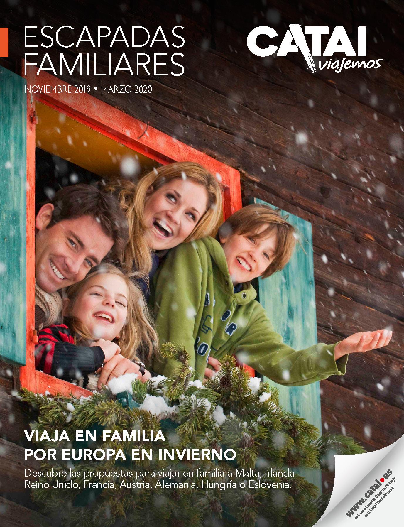 Catalogo Catai Familias Invierno 2019-2020