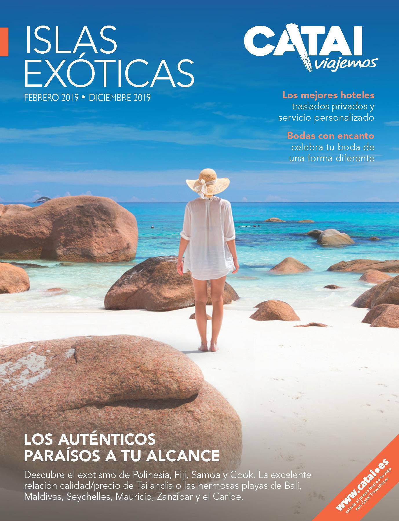 Catalogo Catai Islas Exóticas 2019