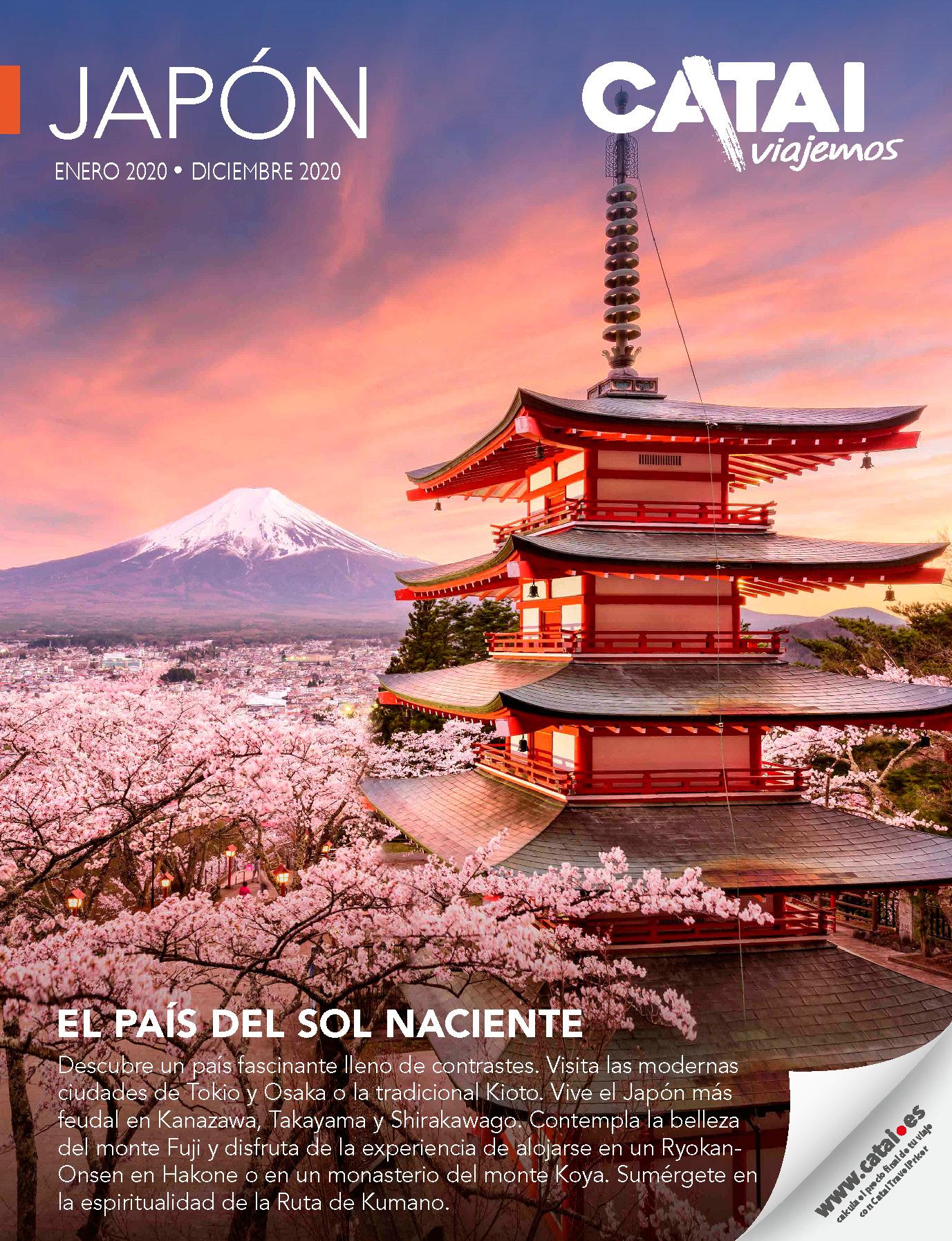 Catalogo Catai Japon 2020