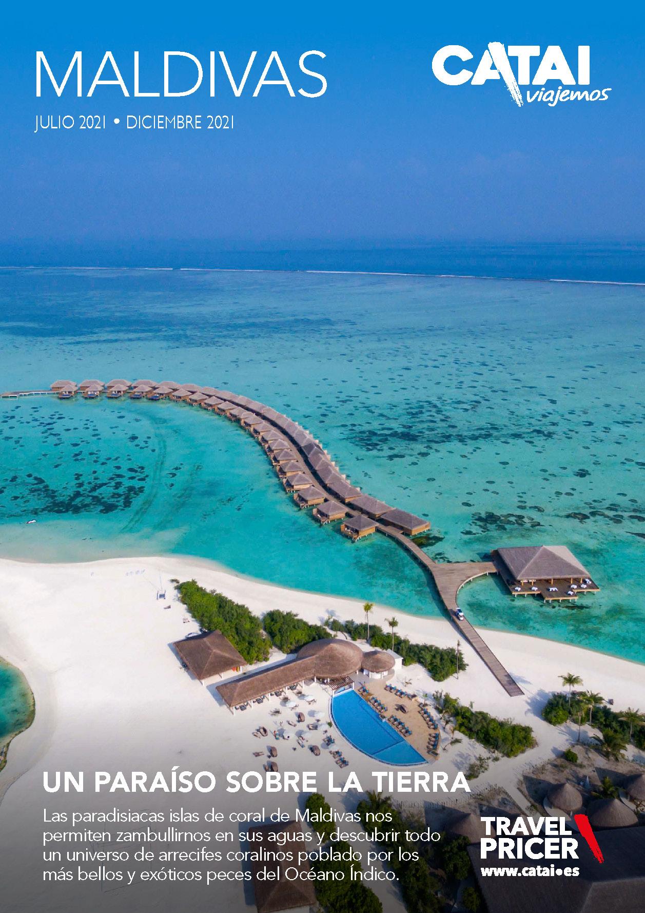 Catalogo Catai Maldivas 2021