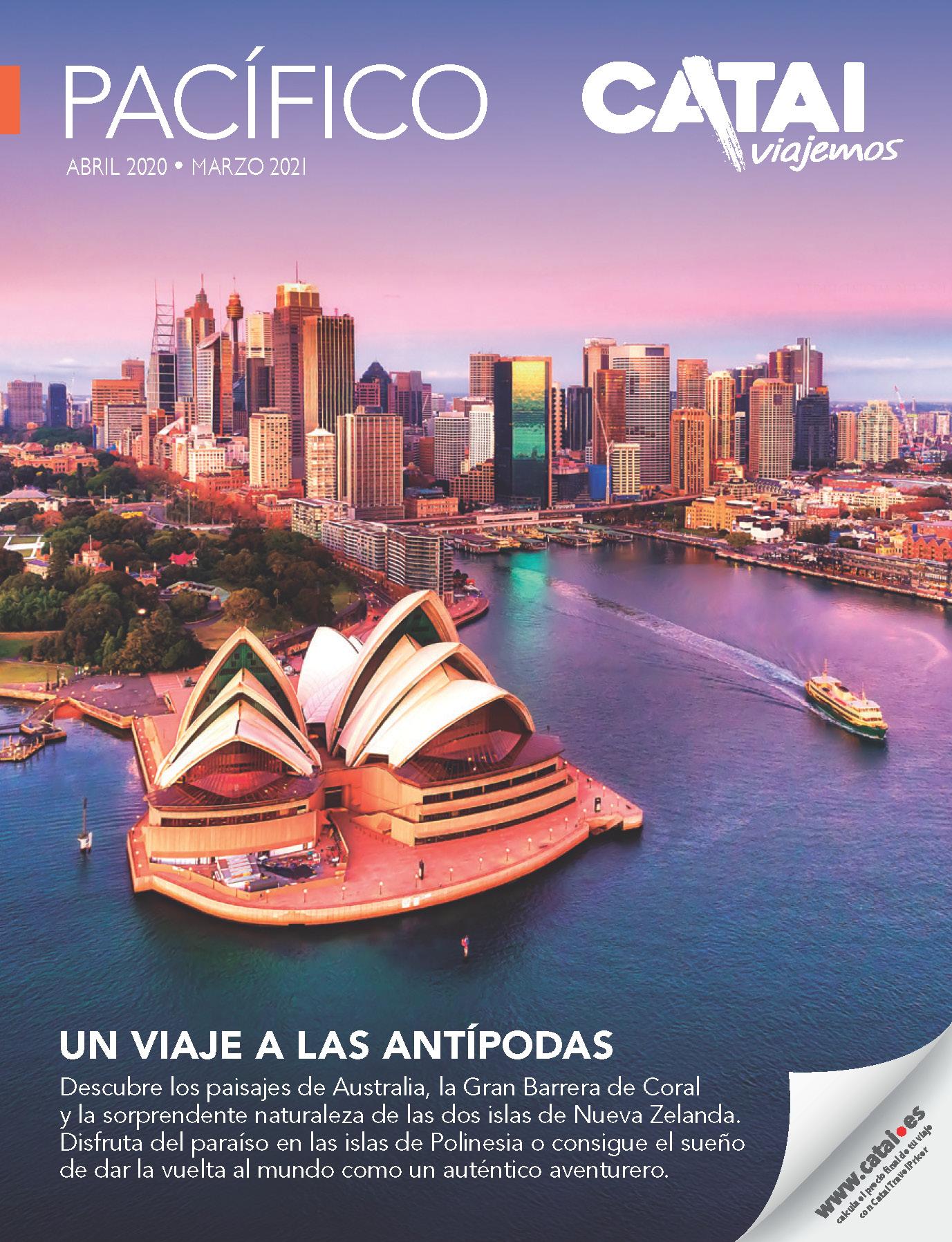Catalogo Catai Pacifico 2020-2021