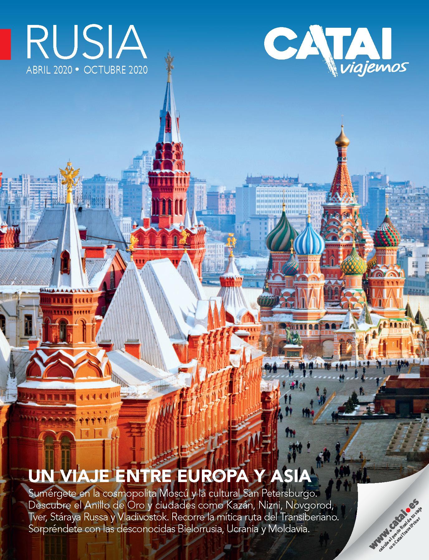 Catalogo Catai Rusia 2020