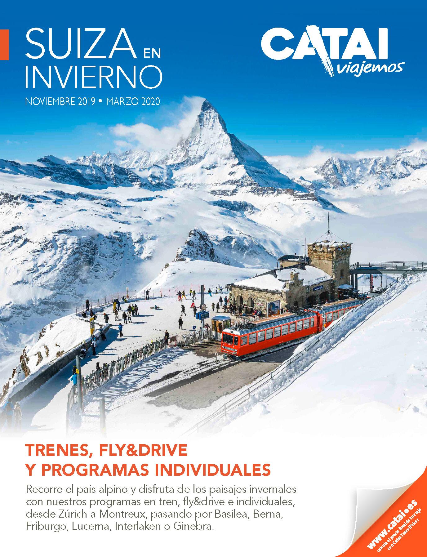 Catalogo Catai Suiza Invierno 2019-2020