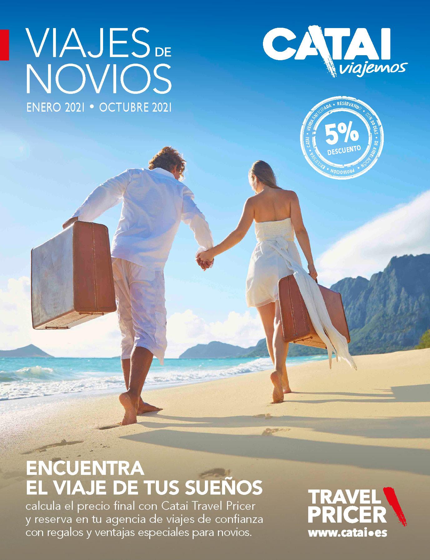 Catalogo Catai Viajes de Novios 2021