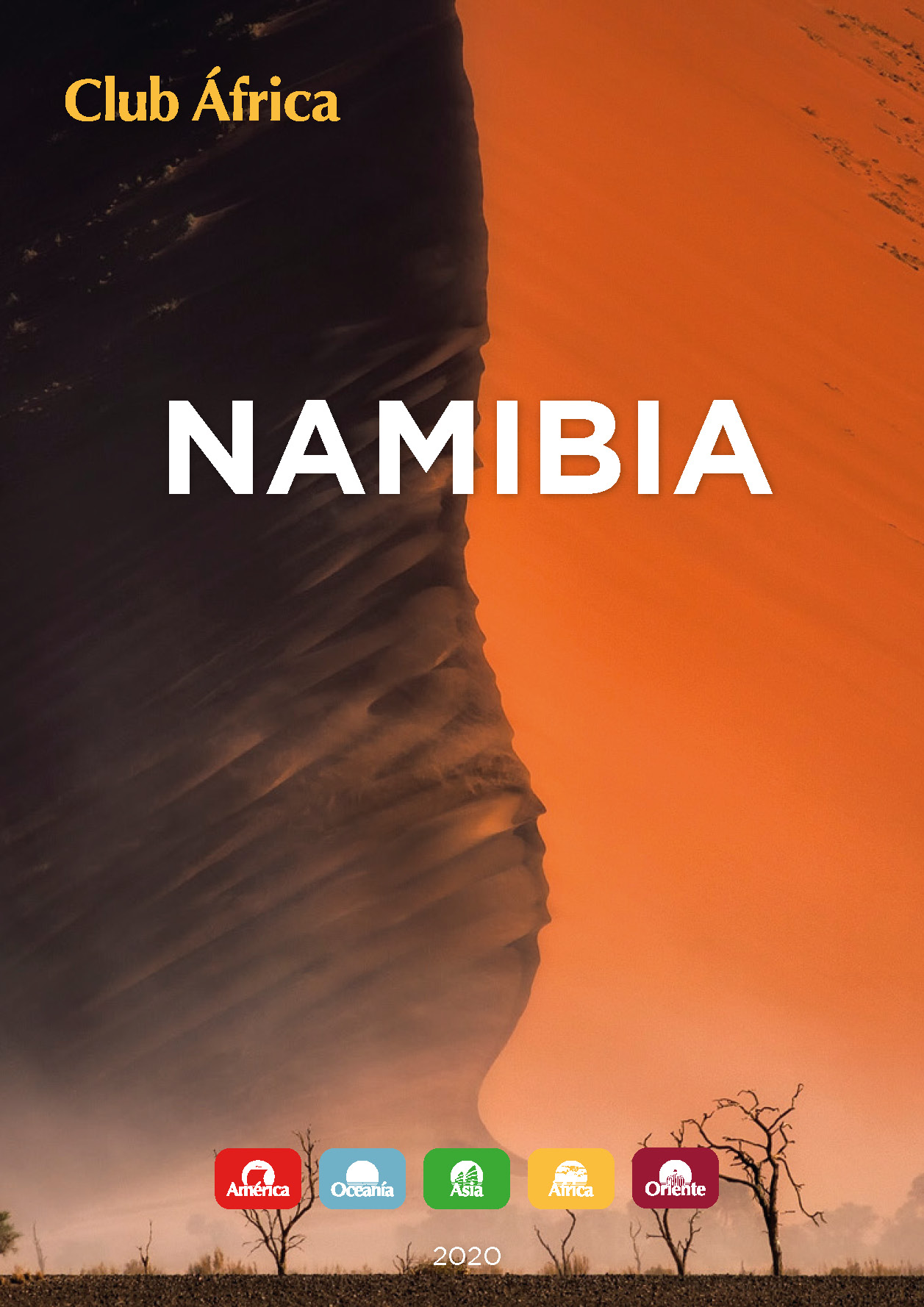 Catalogo Club Africa Namibia 2020