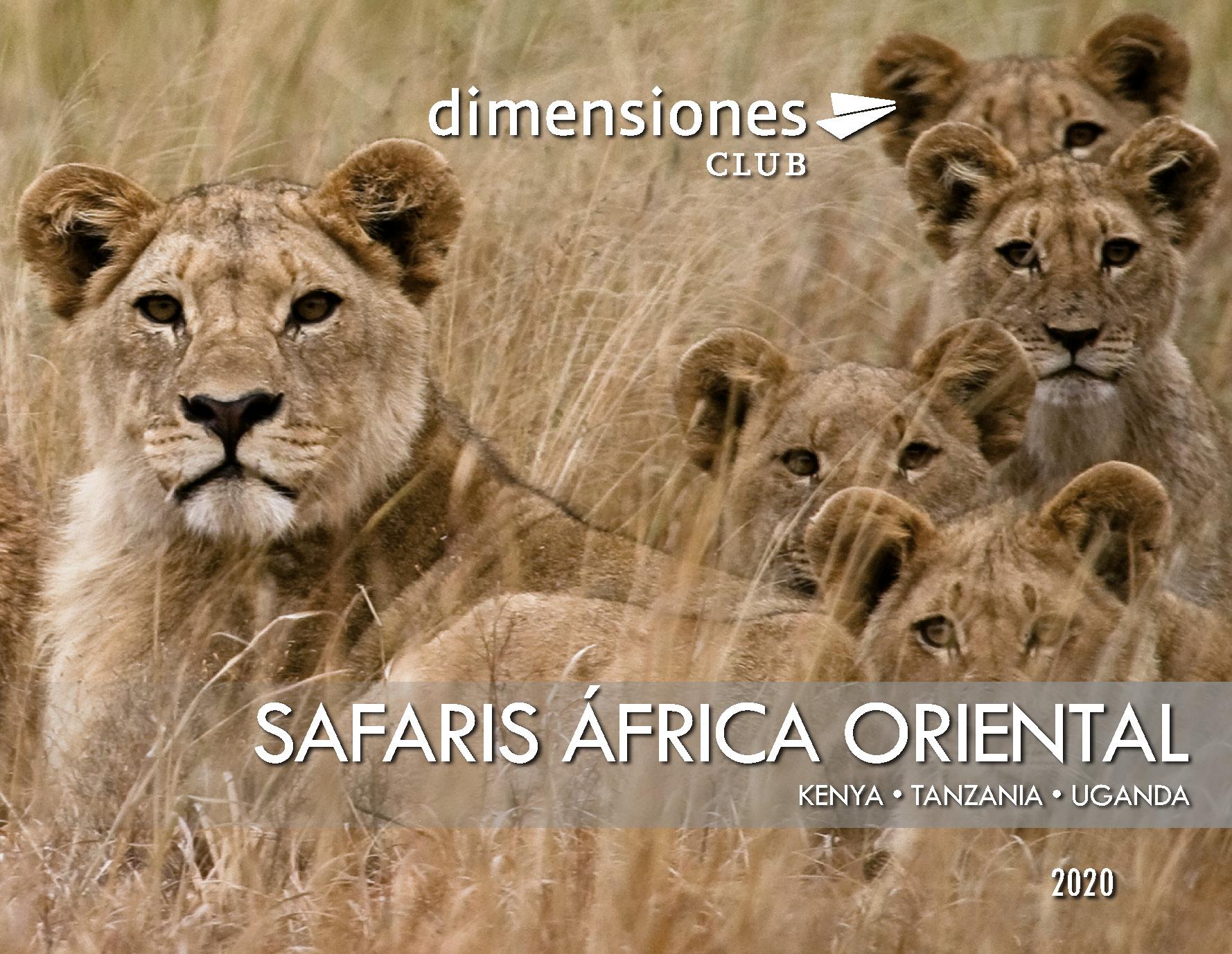 Catalogo Dimensiones Club Africa 2020