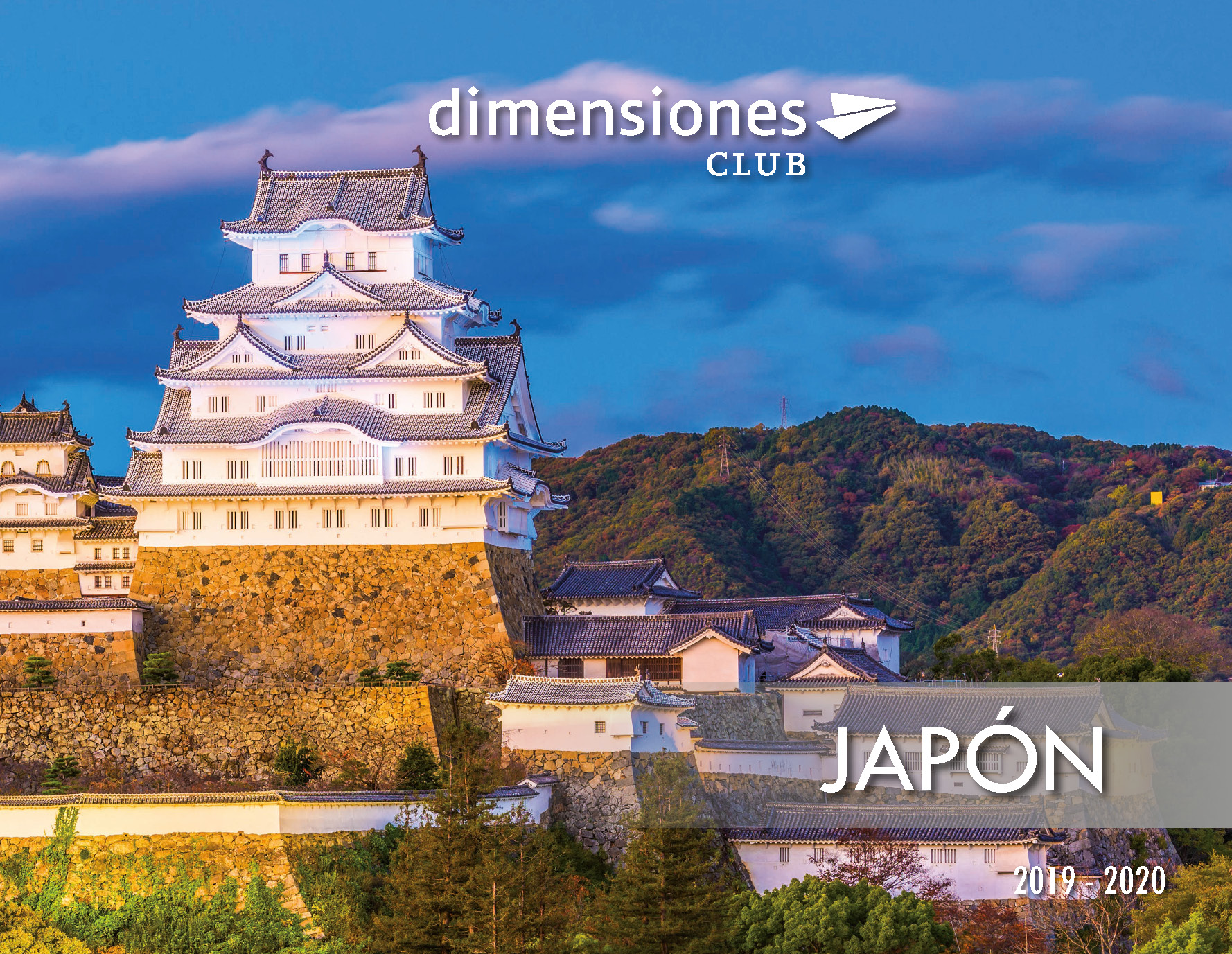 Catalogo Dimensiones Club Japon 2019