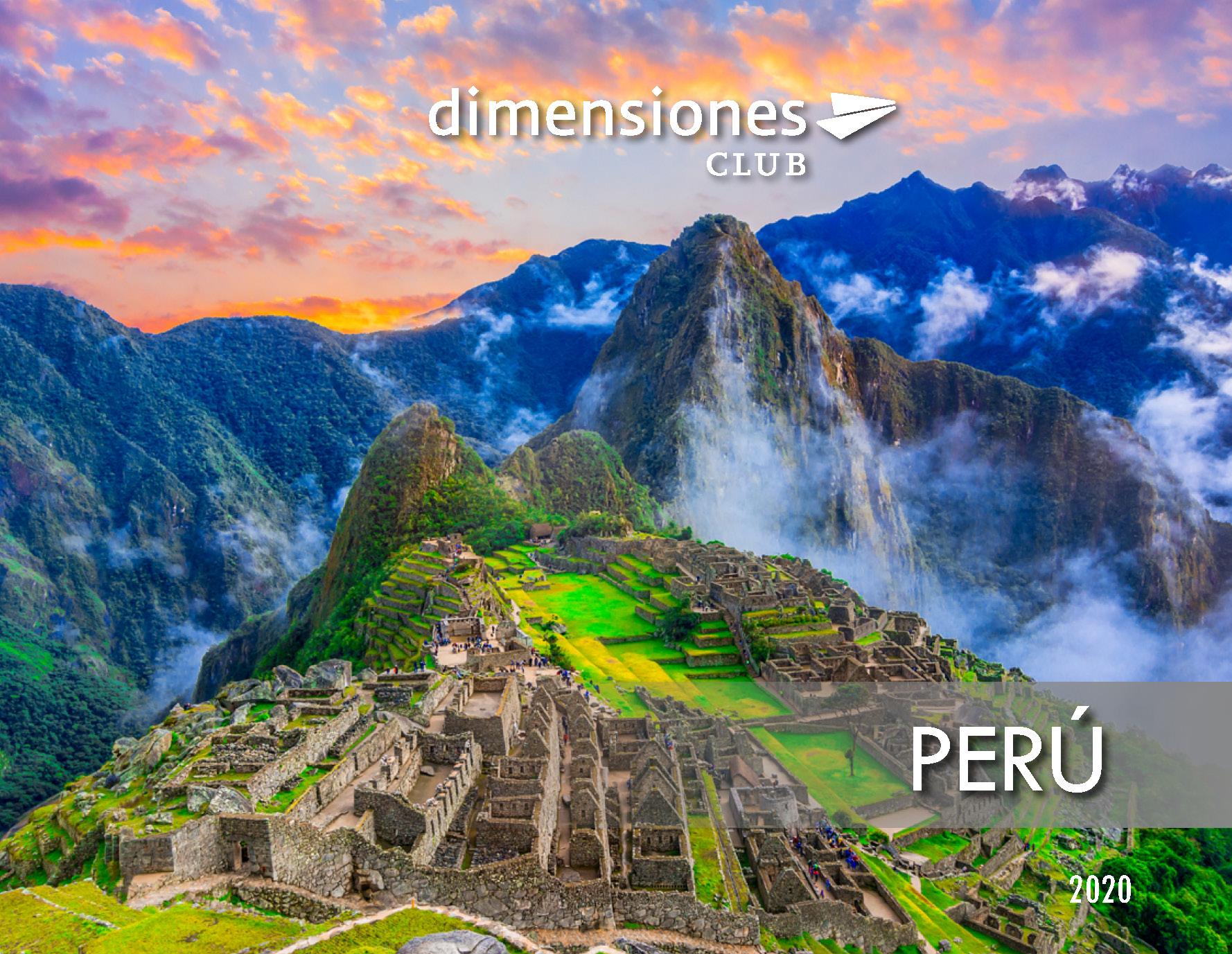 Catalogo Dimensiones Club Peru 2020