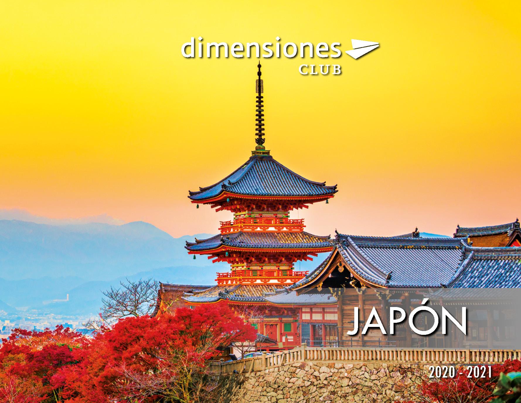 Catalogo Dimensiones Japon 2020-2021