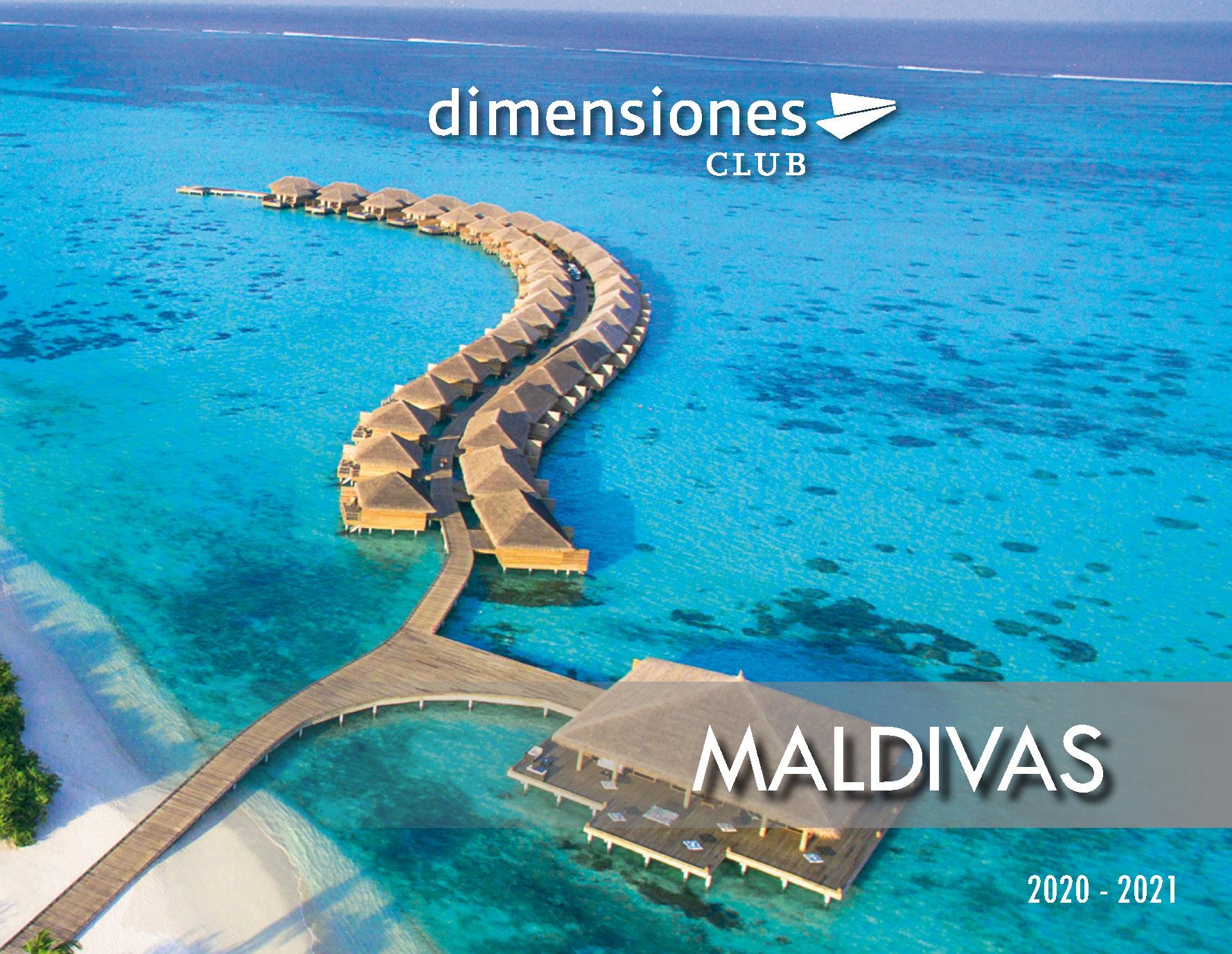Catalogo Dimensiones Maldivas 2020-2021