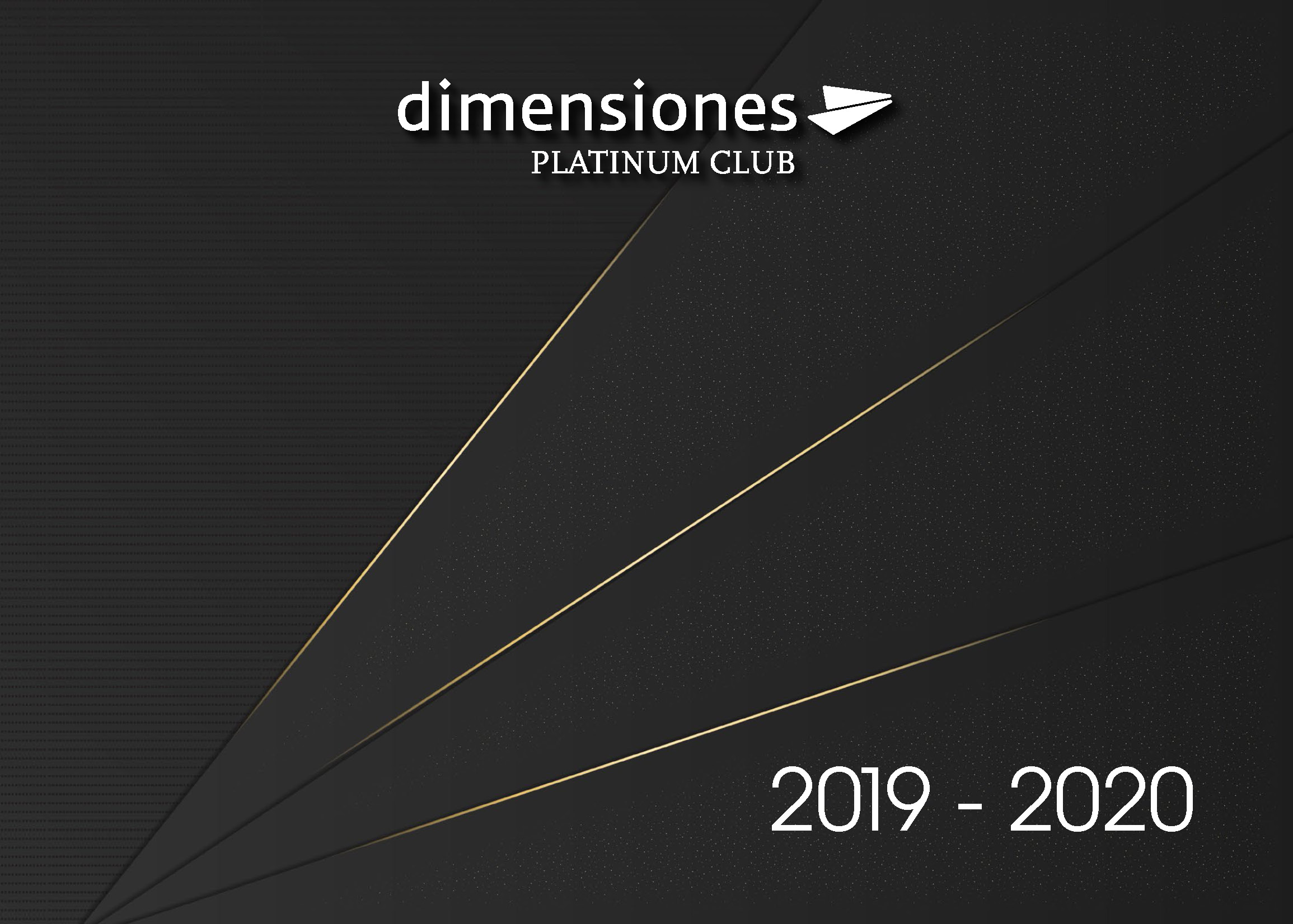 Catalogo Dimensiones Platinum Club 2019-2020