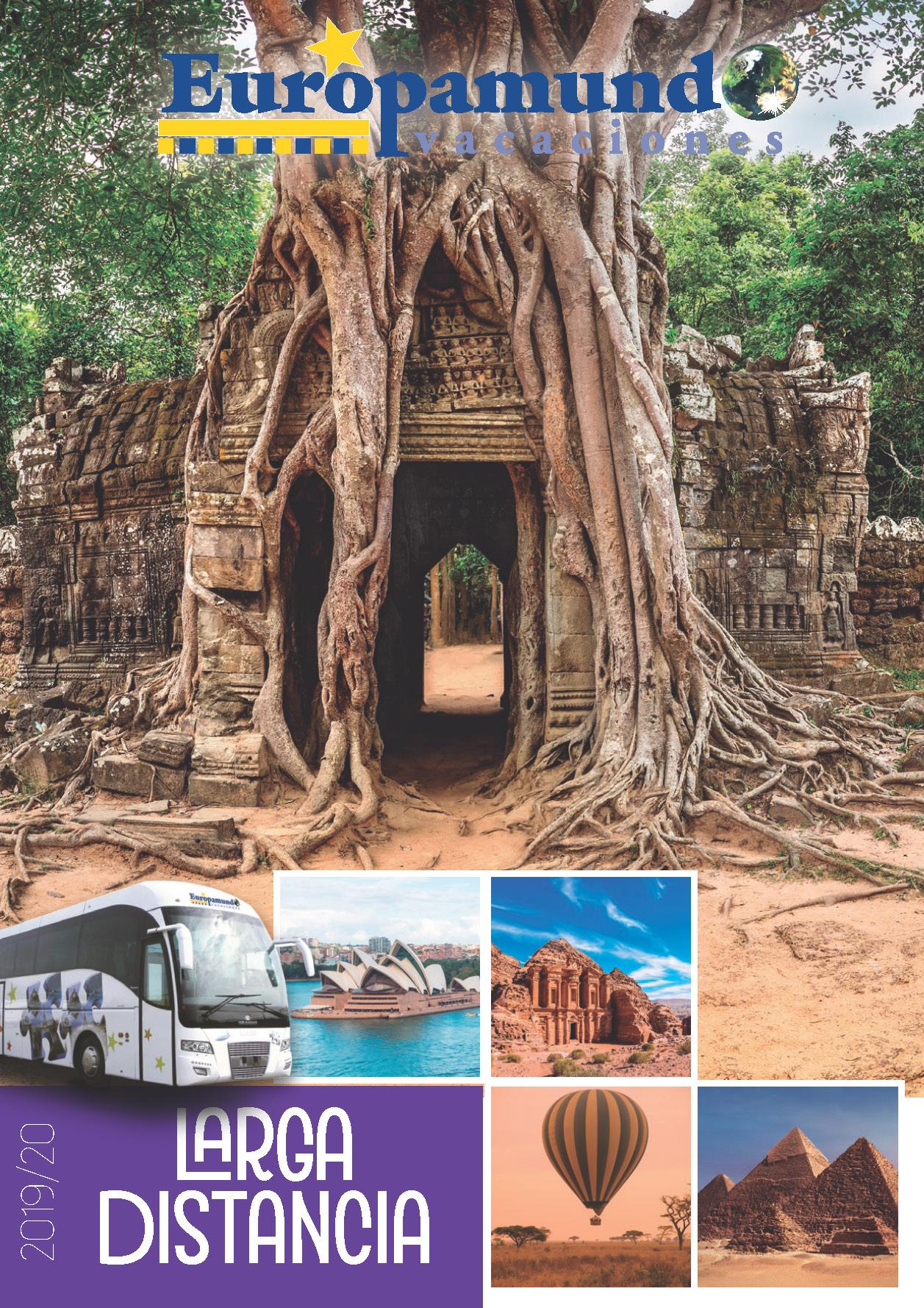 Catalogo Europamundo Asia Africa y Oceania 2019