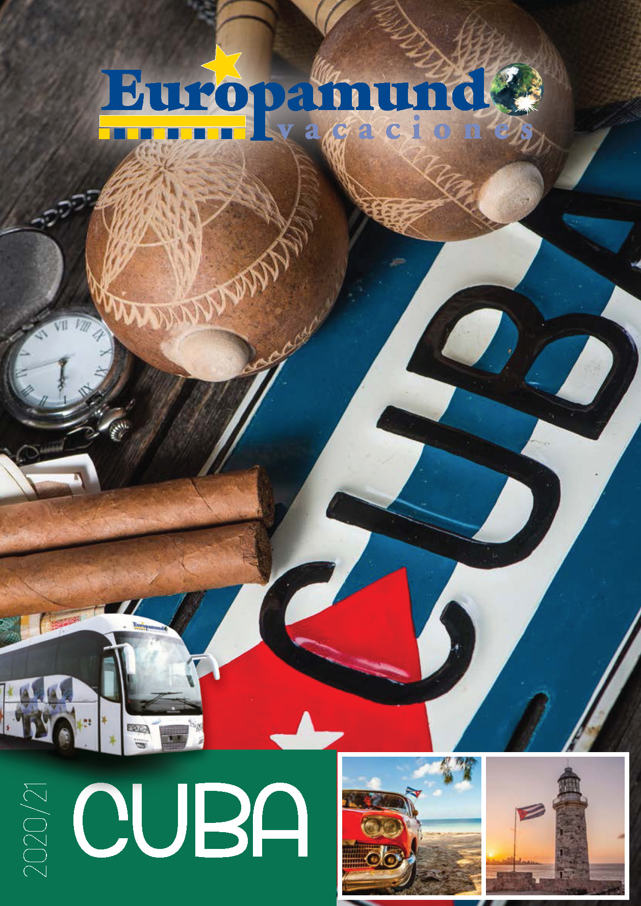 Catalogo Europamundo Vacaciones Cuba 2020-2021